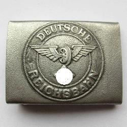Wehrmacht railroad belt buckle