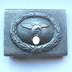 German Luftwaffe belt buckle, type 1
