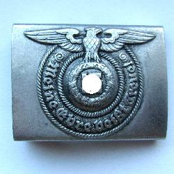 German SS belt buckle