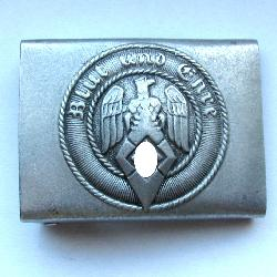 German HJ belt buckle