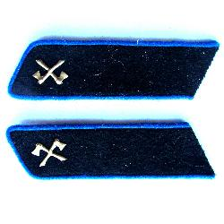 USSR Collar Tab. Technical troops, Type 1935
