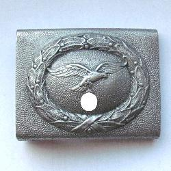 German Luftwaffe belt buckle, type 2
