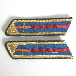 USSR Collar Tab, Air Force petty officer (STARSHINA), Type 1935