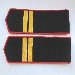 Everyday soviet shoulder boards, Artillery and ABTV Lance Sergeant