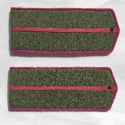 Field soviet shoulder boards, Infantry junior Officer, Type 1943
