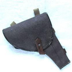 Universal holster for Nagan and TT