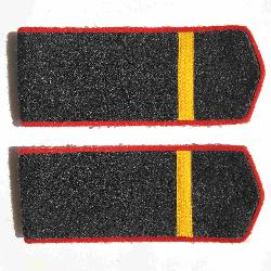 Everyday soviet shoulder boards, Artillery and ABTV Lance-corporal