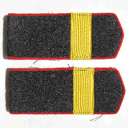 Everyday soviet shoulder boards, Artillery and ABTV Head-SERGEANT