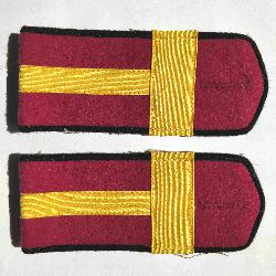 Everyday soviet shoulder boards, Infantry petty officer (STARSHINA)