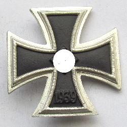 Germany Iron Cross Class 1 1939