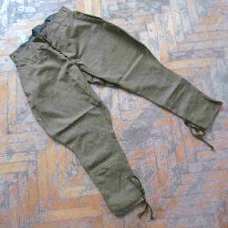 Trousers for soldiers and sergeants , model 1943